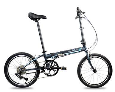 DAHON大行智能自行车20寸成人变速超轻学生车男女式单车