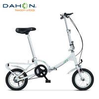 DAHON大行折叠自行车12寸成人超轻折叠车男女童车学生车PAT210