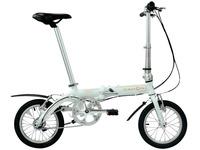 DAHON大行折叠车 14寸内变3速铝合金车架男女单车 升级版BYA432