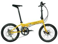 KAA084(S18)-DAHON大行20寸折叠变速自行车铝合金轻碟刹成人自行车