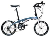 DAHON大行P系列超轻铝合金30速折叠公路自行车ECA005