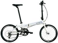 DAHON大行热卖款成人男女士折叠自行车20寸变速超轻单车KAA083