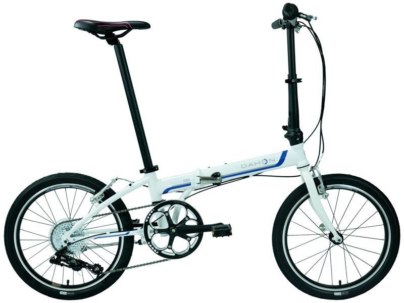 大行KAC082折叠自行车20寸成人变速超轻学生车男女式单车P8青春版