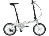 DAHON大行16寸折叠自行车成人单车都市精灵JAA513(JIFO)