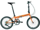 DAHON大行热卖款D8成人男女士折叠自行车20寸变速超轻单车KBC083