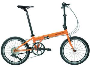 KBC083-DAHON大行热卖款D8成人男女士折叠自行车20寸变速超轻单车