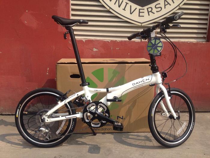 Dahon大行20寸铝合金折叠自行车变速折叠车男女式单车外销日本ARA003