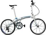 DAHON大行P系列超轻铝合金9速折叠公路自行车PDA014