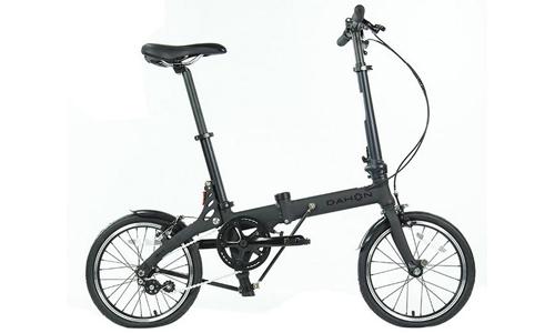 DAHON大行16寸超轻铝合金折叠自行车成人学生男女式单车JAA613