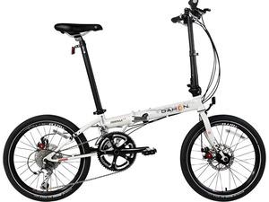 DAHON大行折叠自行车20寸超轻成人变速男女式单车 KAC084