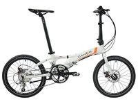 DAHON大行折叠自行车 20寸18速男女式折叠自行车 学生单车D18 AAA084